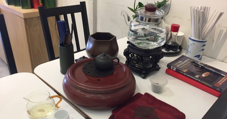 Best Teahouses in Singapore