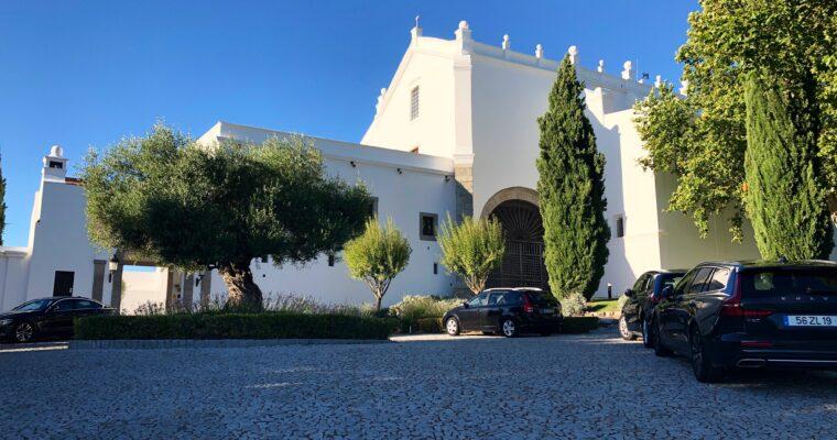 Review: Convento do Espinheiro, Évora